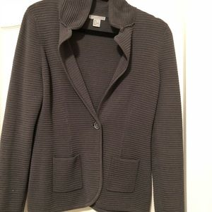 H&M cotton blazer